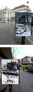 Léon Missile et l'art urbain dans Actualite compo-1-109x300